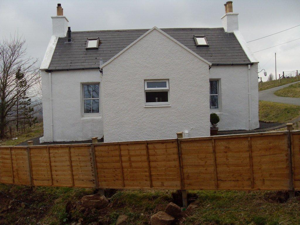 Cottage frontage